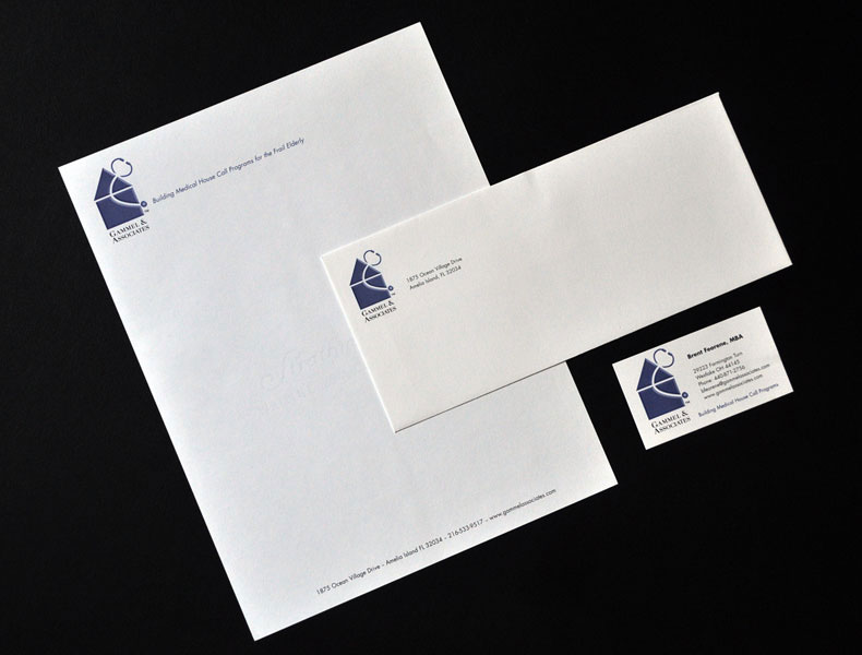 Gammel & Associates Stationary