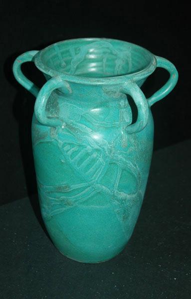 Green-urn