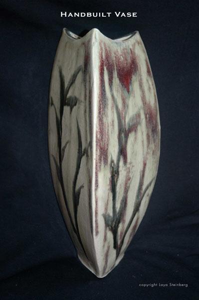 Handbuilt-Vase