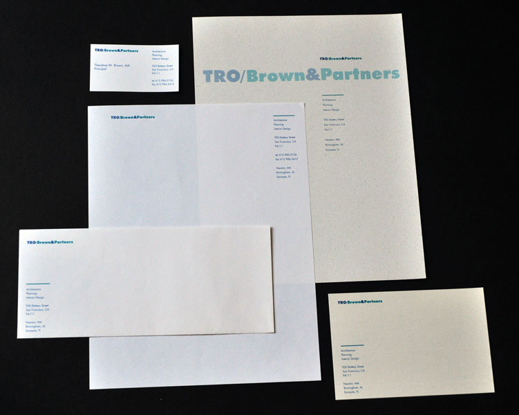 TRO Brown Stationary