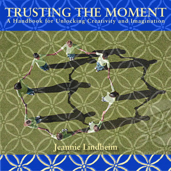 Trusting The Moment Book Design