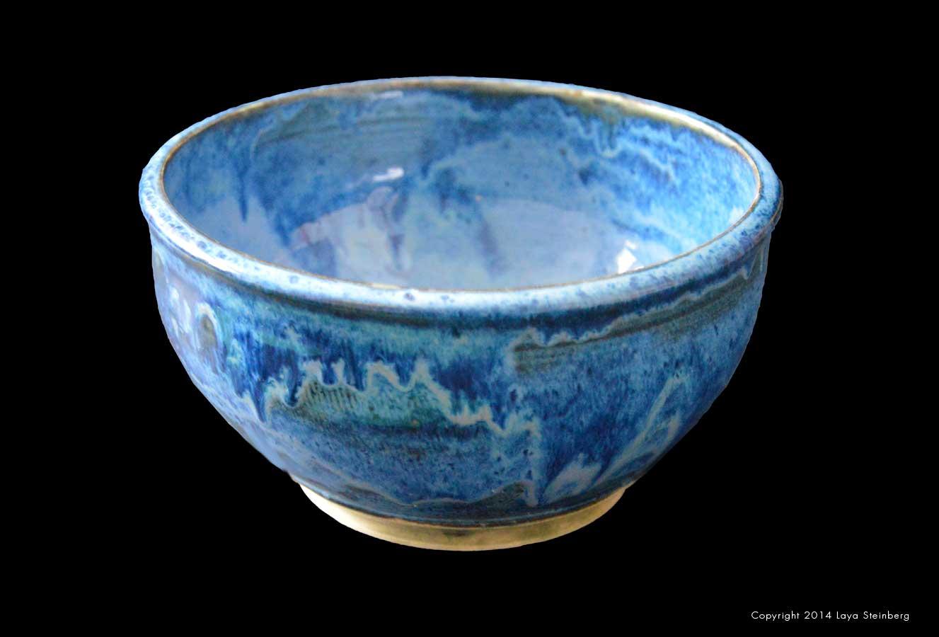 Stoneware-bowl