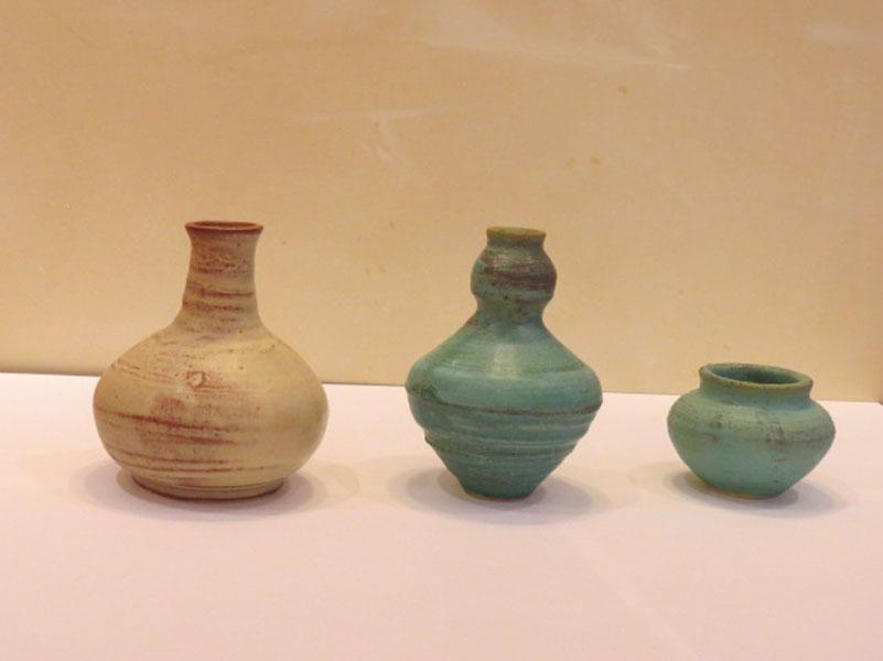 AS vases